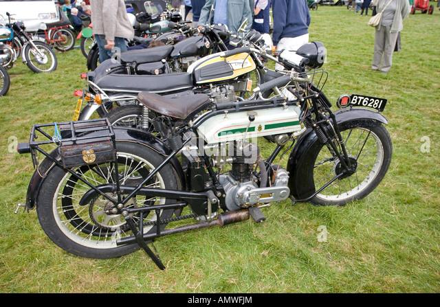Vintage Triumph Seriennummern