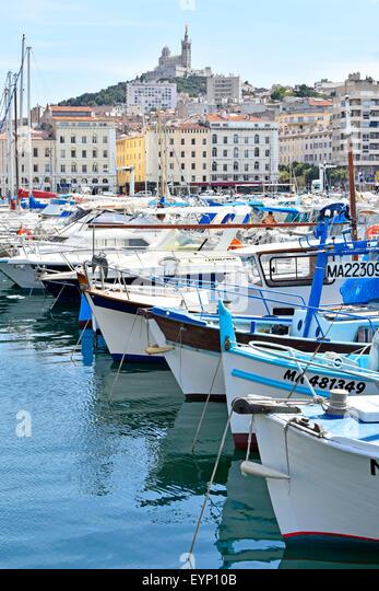 Marseille port stock photos marseille port stock images alamy - Pharmacie de garde marseille vieux port ...