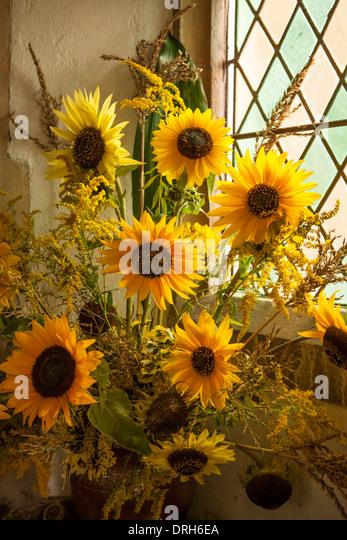 Flower Arrangement Church Display Stock Photos Amp Flower