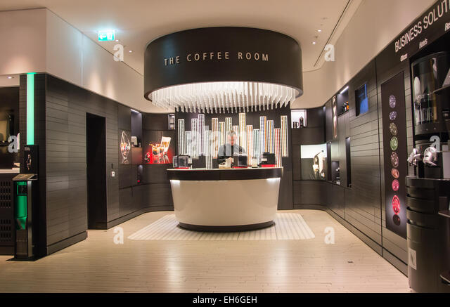 Nespresso Stock Photos u0026 Nespresso Stock Images Alamy -> Nespresso London