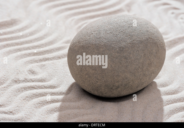 Smooth stone stock photos smooth stone stock images alamy for Smooth stones for landscaping