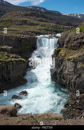 Waterfall fossa stock photos waterfall fossa stock images alamy