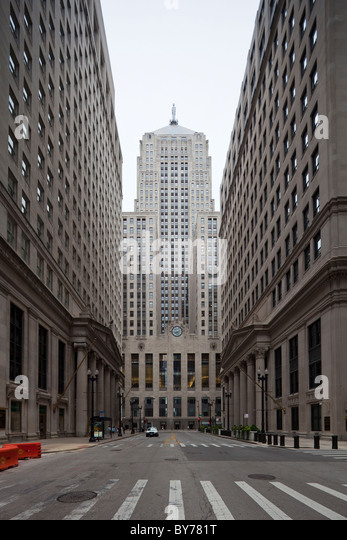 chicago board of trade stock