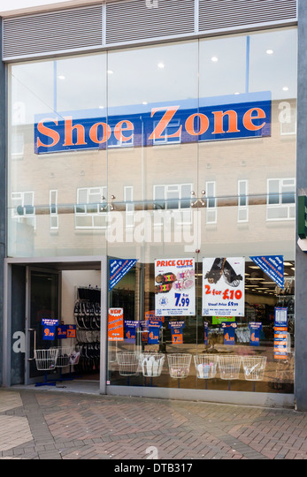 Shoe Shop Bracknell