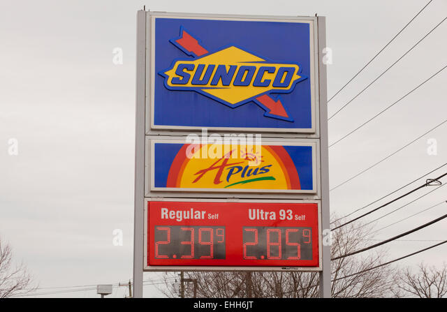 Sunoco Gas Station West Palm Beach Fl