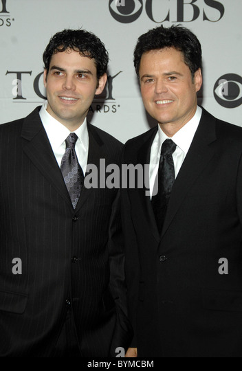 Donny osmond sons
