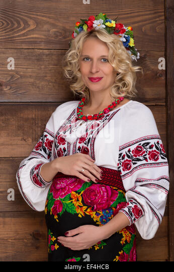 Ukrainian Women Photo Traditional 36