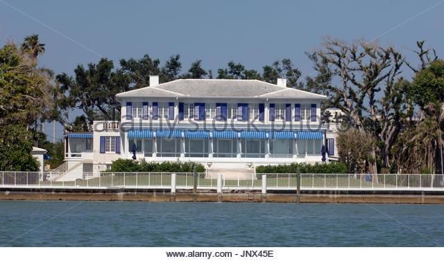 Barry Gibb House Miami Beach