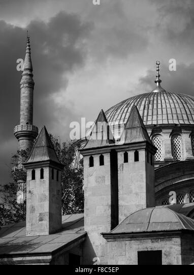 Roof architecture ottoman stock photos roof architecture for Architecture ottomane