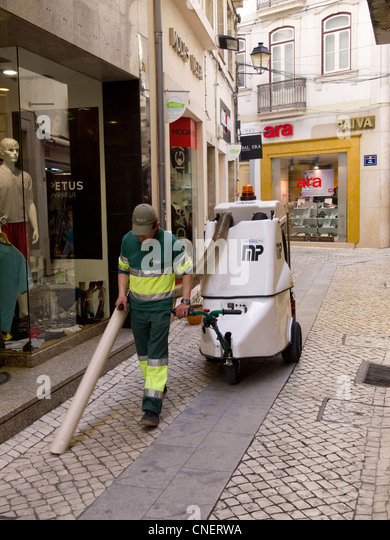 Street Vacuum Cleaner Stock Photos Amp Street Vacuum Cleaner