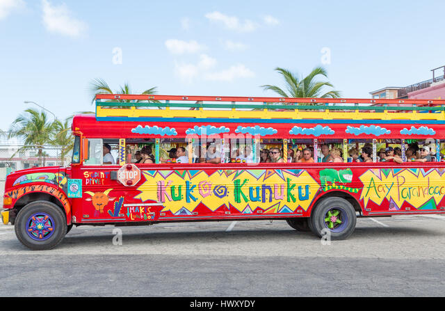 Party Bus Stock Photos Amp Party Bus Stock Images Alamy