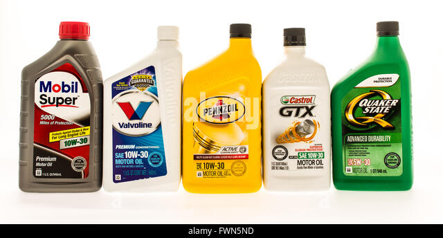 Mobil Oil Stock Photos Mobil Oil Stock Images Alamy