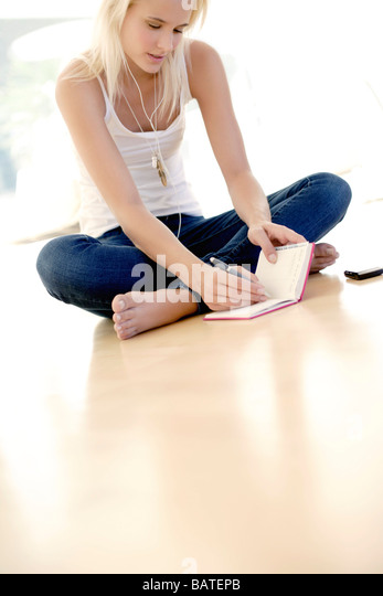 listening to music while writing a book