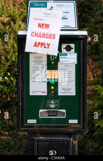 parking ticket dispenser machine