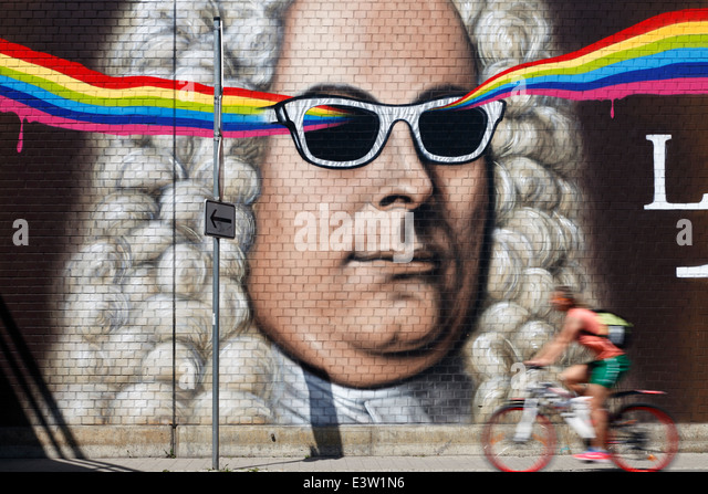 George Frederic Handel Stock Photos & George Frederic ...