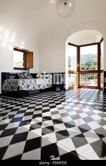 Checkerboard Floor Stock Photos Amp Checkerboard Floor Stock