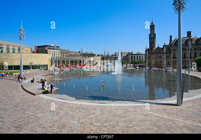 Bradford City Park Stock Photos Bradford City Park Stock Images Alamy