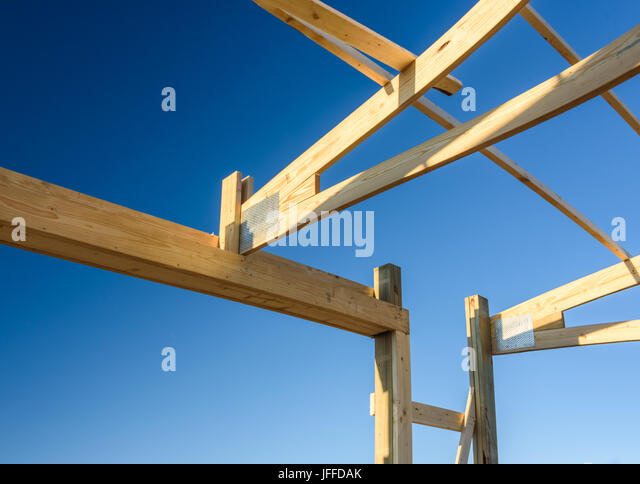 Wooden Truss Stock Photos Amp Wooden Truss Stock Images Alamy