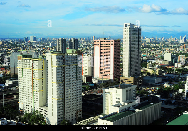 Manila City Stock Photos Amp Manila City Stock Images Alamy