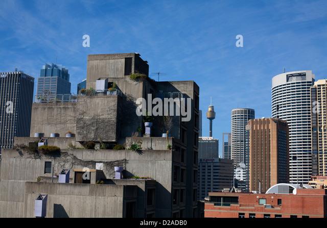 Famous Concrete Buildings : Concrete building stock photos