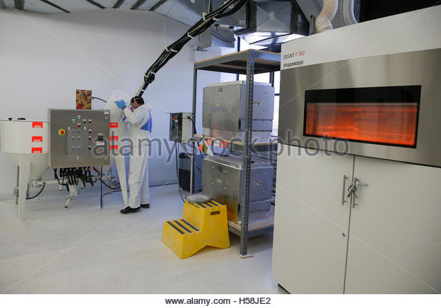 selective laser sintering machine