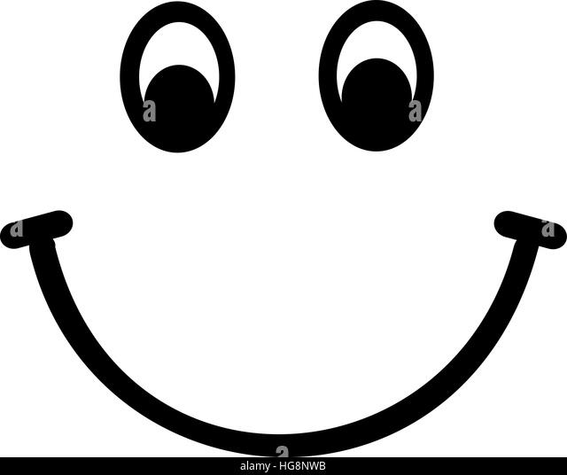 smiley face emoji black and white stock photos amp images