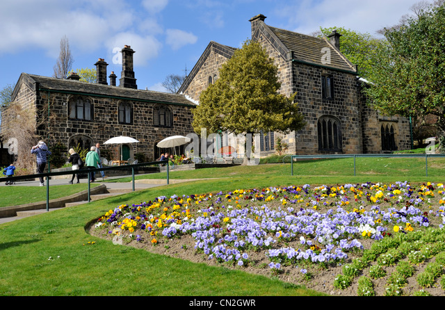 Abbey House Museum Cafe Leeds