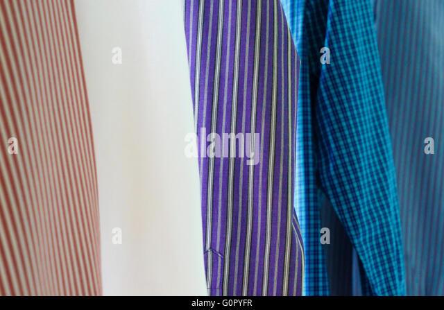 Ironed Shirt Stock Photos & Ironed Shirt Stock Images