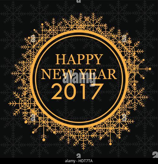 Happy New Year 2017 Wishes: Happy New Year 2017 Stock Photos & Happy New Year 2017 Stock Images