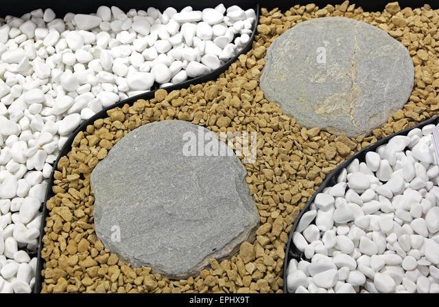 decorative stones stock image - Decorative Stones