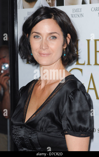 Carrie Anne Moss Stock Photos Carrie Anne Moss Stock Images Alamy: 4 star cinemas garden grove ca