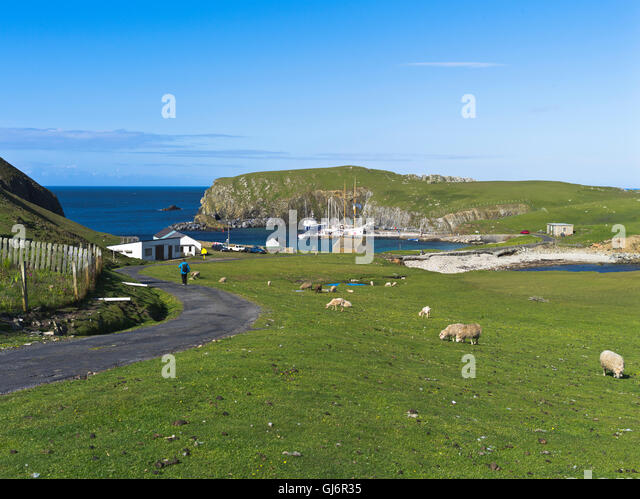 Dh North Haven Fair Isle Stock Photos & Dh North Haven Fair Isle ...