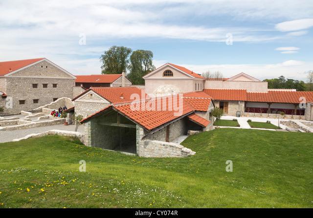 Archaeological Park Carnuntum Stock Photos ...