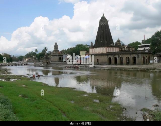 Krishna river images