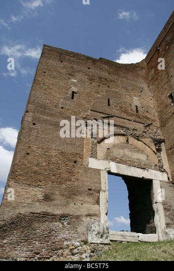 Aureliane stock photos aureliane stock images alamy - Via di porta ardeatina ...