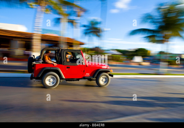 Fiesta Car Rental Cozumel Mexico