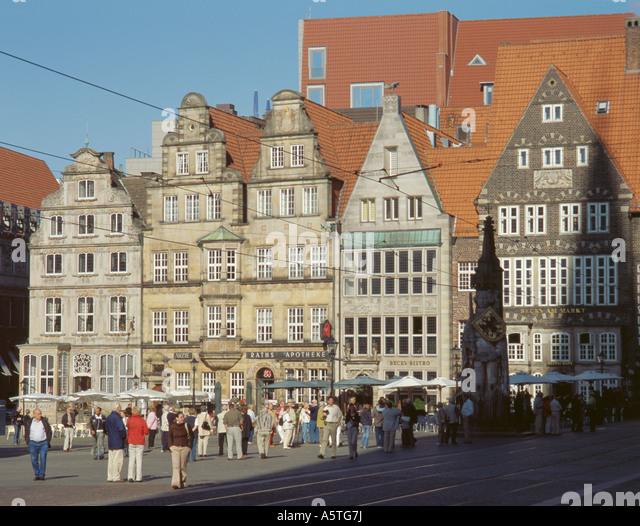 Cafe Marktplatz Bremen