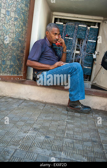 Telecommunications Technician Stock Photos & Telecommunications ...