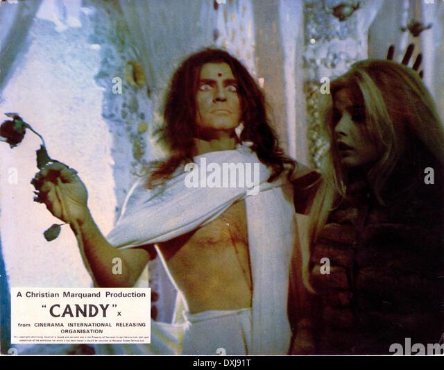 candy 1968 marlon brando stock photos amp candy 1968 marlon