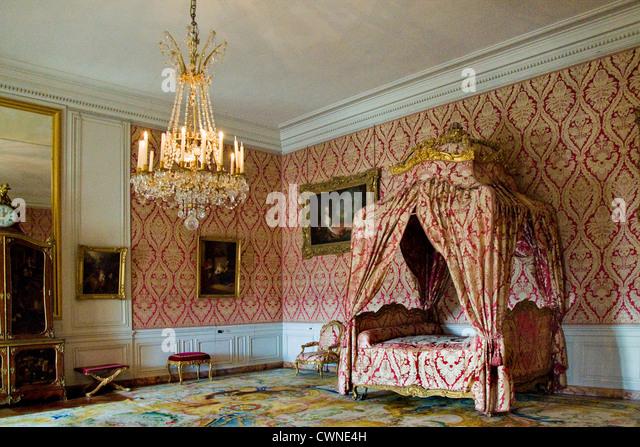 versailles bedroom stock photos versailles bedroom stock images