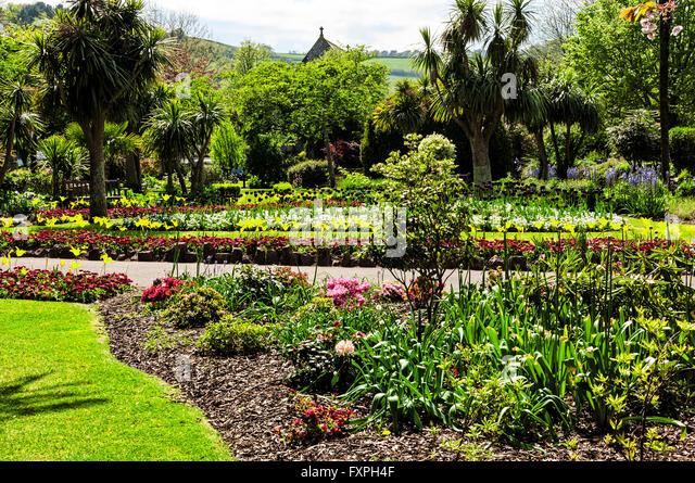 Formal Victorian Garden Design Stock Photos Formal Victorian Garden Design Stock Images Alamy