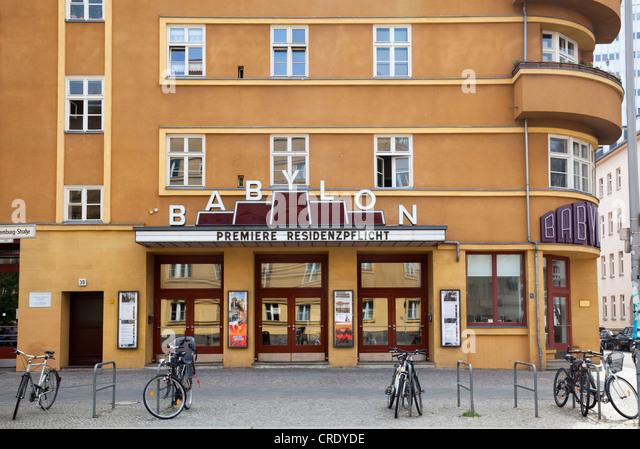 Babylon Cinema Stock Photos & Babylon Cinema Stock Images ...  Babylon Cinema ...