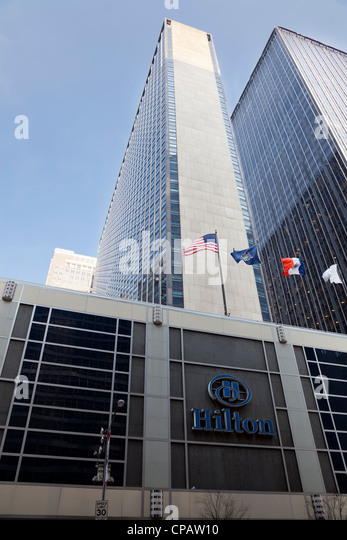 Hilton Hotel  Ave Of The Americas Nyc