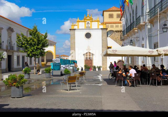 el salvador church in praa de sertorio vora unesco world heritage site