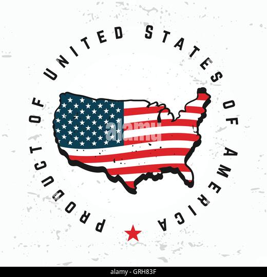 Usa Map Stock Photos Usa Map Stock Images Alamy - Us map logo