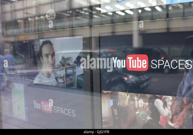 Youtube Offices new google offices, london stock photos & new google offices