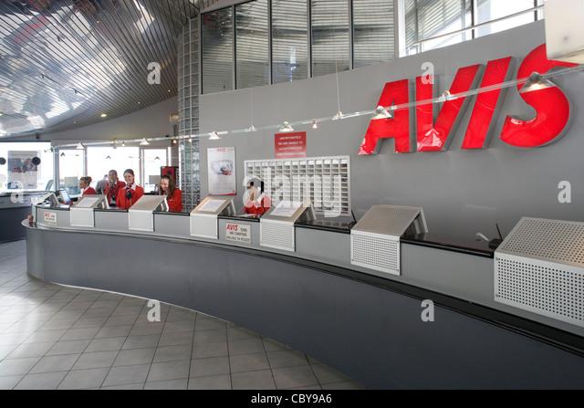Avis Car Rental Louis Armstrong Airport