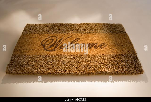 Doormats Stock Photos Amp Doormats Stock Images Alamy