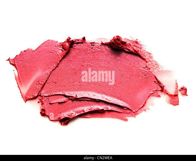 Lipstick Smear Stock Photos & Lipstick Smear Stock Images - Alamy