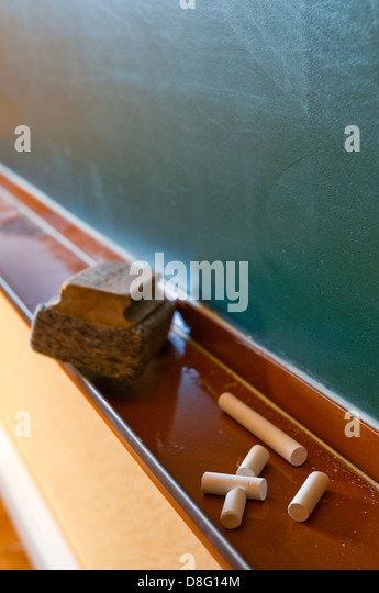 how to clean a blackboard duster